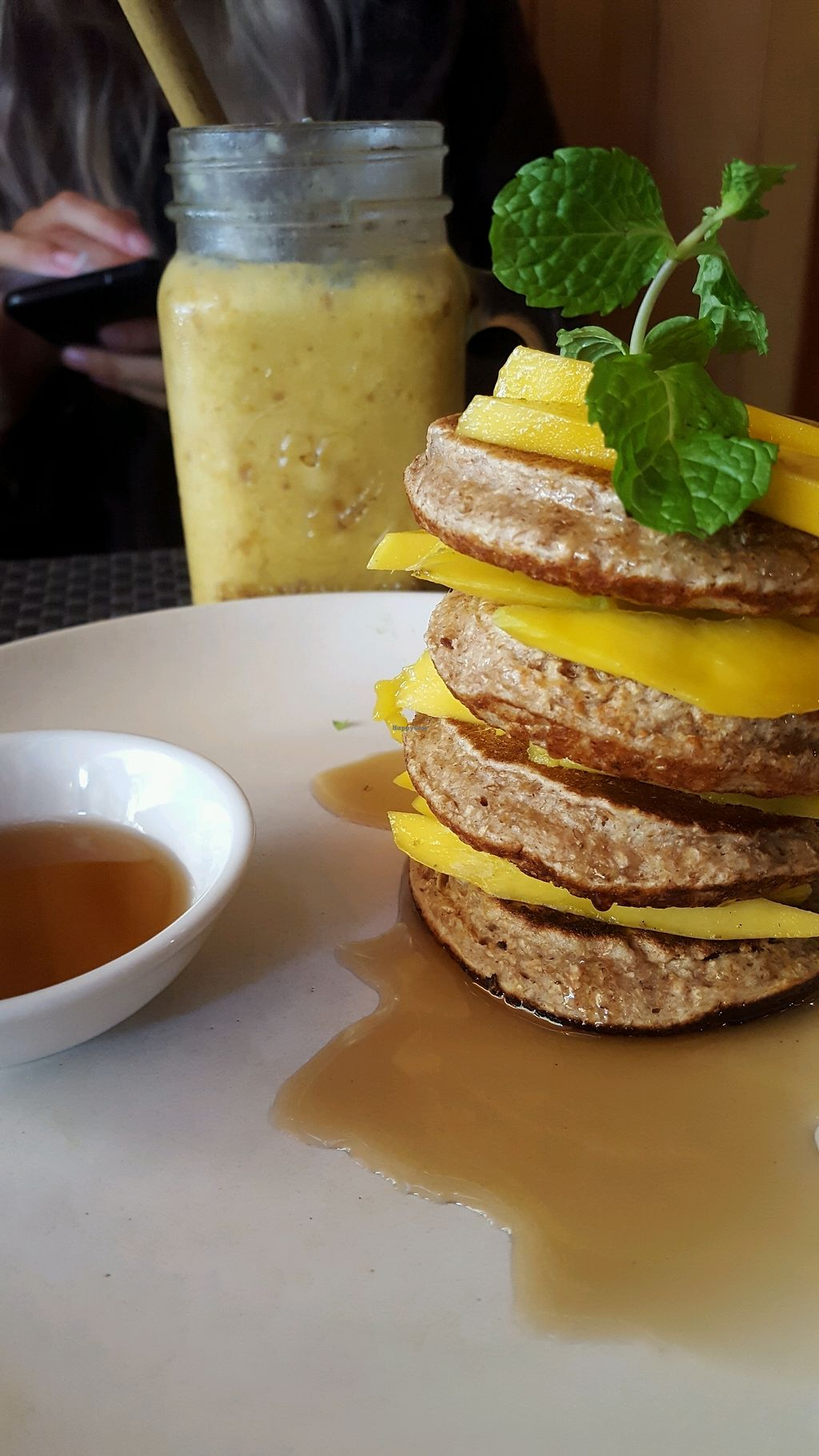 "Photo of La Studio  by <a href=""/members/profile/nina.tica"">nina.tica</a> <br/>amazing mango pancakes with pineapple jam.  <br/> December 12, 2017  - <a href='/contact/abuse/image/72278/334868'>Report</a>"