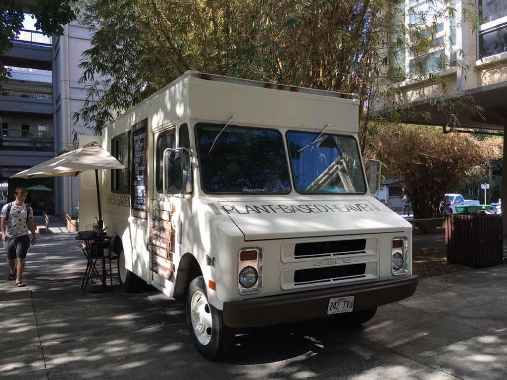 "Photo of Peace Cafe Express - Vegan Food Truck  by <a href=""/members/profile/community"">community</a> <br/>Plant-Based Heaven food truck <br/> April 11, 2016  - <a href='/contact/abuse/image/72293/143938'>Report</a>"