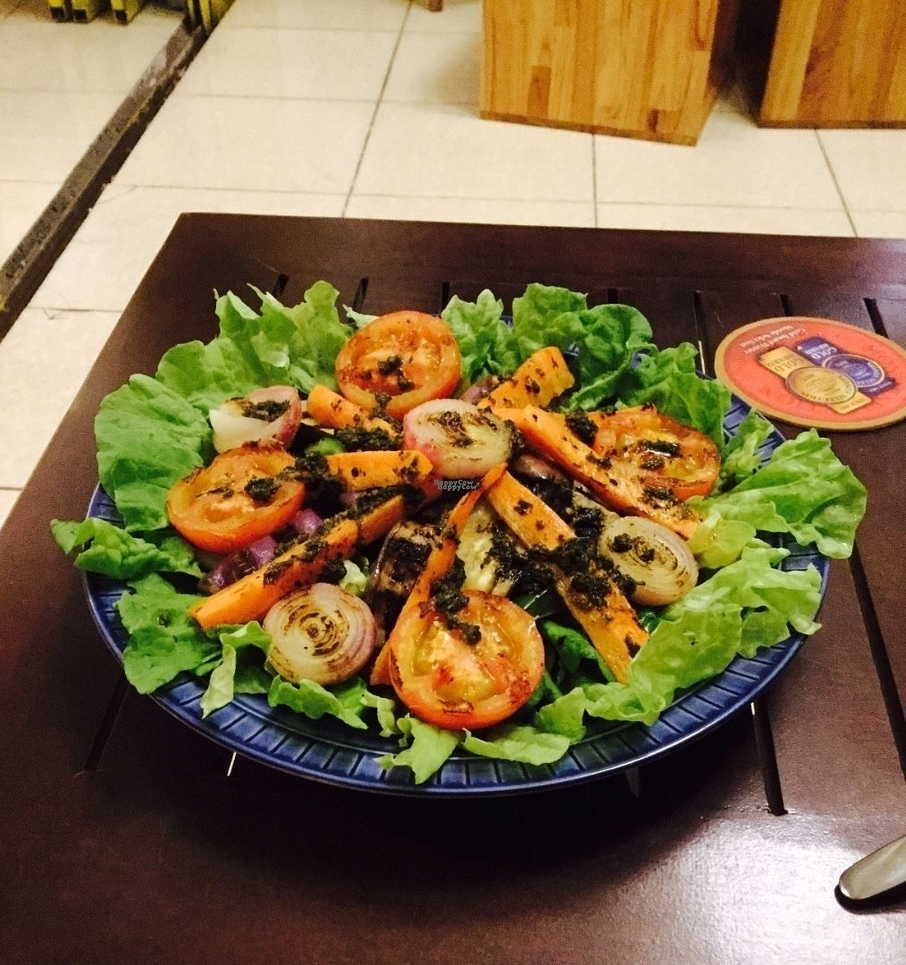 """Photo of Simple Things  by <a href=""""/members/profile/ClaraBenitoOrtiz"""">ClaraBenitoOrtiz</a> <br/>Grilled vegetables salad <br/> September 11, 2016  - <a href='/contact/abuse/image/72312/175024'>Report</a>"""