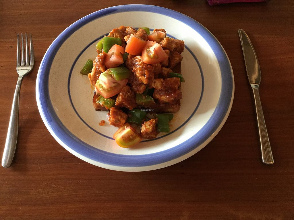 """Photo of Simple Things  by <a href=""""/members/profile/Mike%20Munsie"""">Mike Munsie</a> <br/>tempeh scramble <br/> September 14, 2017  - <a href='/contact/abuse/image/72312/304140'>Report</a>"""