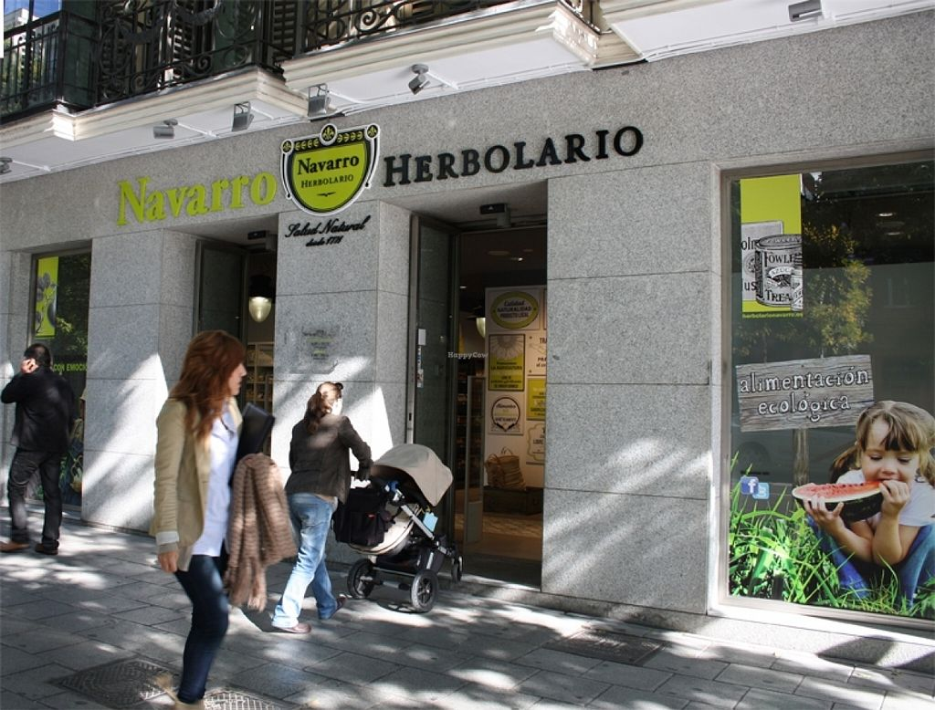 """Photo of Herbolario Navarro -  Fuencarral  by <a href=""""/members/profile/HerbolarioNavarro"""">HerbolarioNavarro</a> <br/>Herbolario Navarro Fuencarral <br/> April 13, 2016  - <a href='/contact/abuse/image/72326/144330'>Report</a>"""