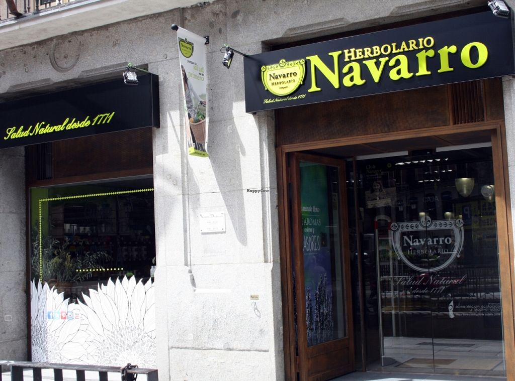 """Photo of Herbolario Navarro - Alcala  by <a href=""""/members/profile/HerbolarioNavarro"""">HerbolarioNavarro</a> <br/>Herbolario Navarro Alcalá <br/> April 13, 2016  - <a href='/contact/abuse/image/72327/144333'>Report</a>"""