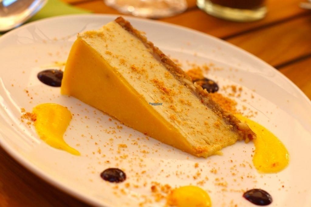 "Photo of Eqvita  by <a href=""/members/profile/kezia"">kezia</a> <br/>Vegan Mango cheesecake <br/> August 9, 2016  - <a href='/contact/abuse/image/72358/167240'>Report</a>"