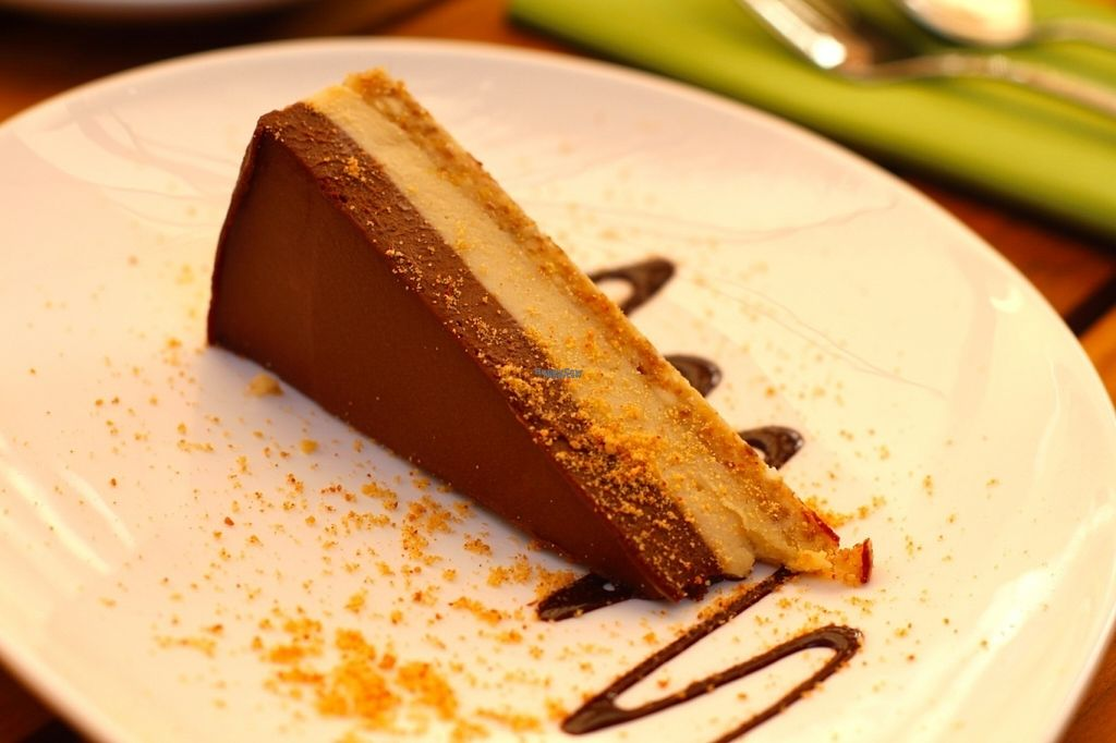 """Photo of Eqvita  by <a href=""""/members/profile/kezia"""">kezia</a> <br/> Vegan Chocolate Tart  <br/> August 9, 2016  - <a href='/contact/abuse/image/72358/167241'>Report</a>"""