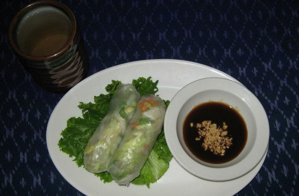 """Photo of Pattaya Thai Restaurant  by <a href=""""/members/profile/community"""">community</a> <br/>Fresh Spring Rolls <br/> March 15, 2017  - <a href='/contact/abuse/image/72404/236642'>Report</a>"""