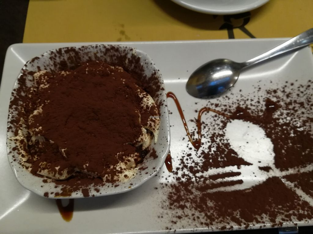 "Photo of Rifugio Romano  by <a href=""/members/profile/jennyc32"">jennyc32</a> <br/>Vegan tiramisu <br/> March 17, 2018  - <a href='/contact/abuse/image/72423/371948'>Report</a>"