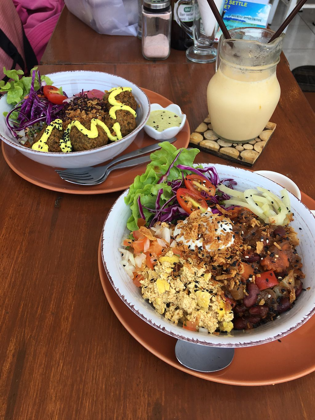 """Photo of Pure Vegan Heaven  by <a href=""""/members/profile/BenjaminJoon"""">BenjaminJoon</a> <br/>Bowls <br/> April 15, 2018  - <a href='/contact/abuse/image/72425/386141'>Report</a>"""