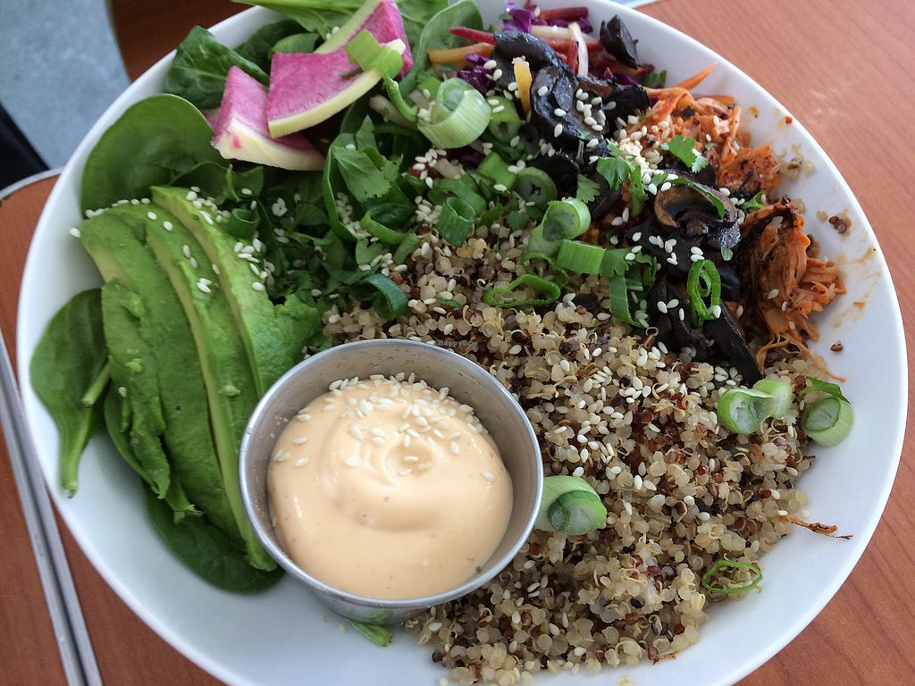 """Photo of Cafe Wylde  by <a href=""""/members/profile/Arti"""">Arti</a> <br/>bukhan bowl <br/> April 4, 2018  - <a href='/contact/abuse/image/72436/380645'>Report</a>"""
