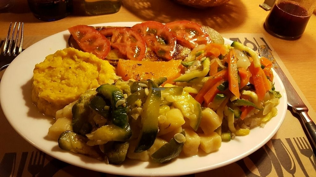 "Photo of Vegetariano  by <a href=""/members/profile/FT"">FT</a> <br/>Vegan main plate <br/> November 25, 2016  - <a href='/contact/abuse/image/7246/194050'>Report</a>"