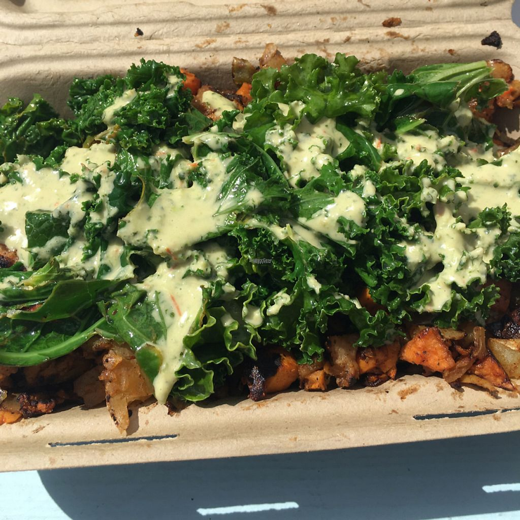 """Photo of Hash It Out - Food Truck  by <a href=""""/members/profile/BriannaLynn"""">BriannaLynn</a> <br/>vegan breakfast  <br/> April 27, 2017  - <a href='/contact/abuse/image/72475/253250'>Report</a>"""