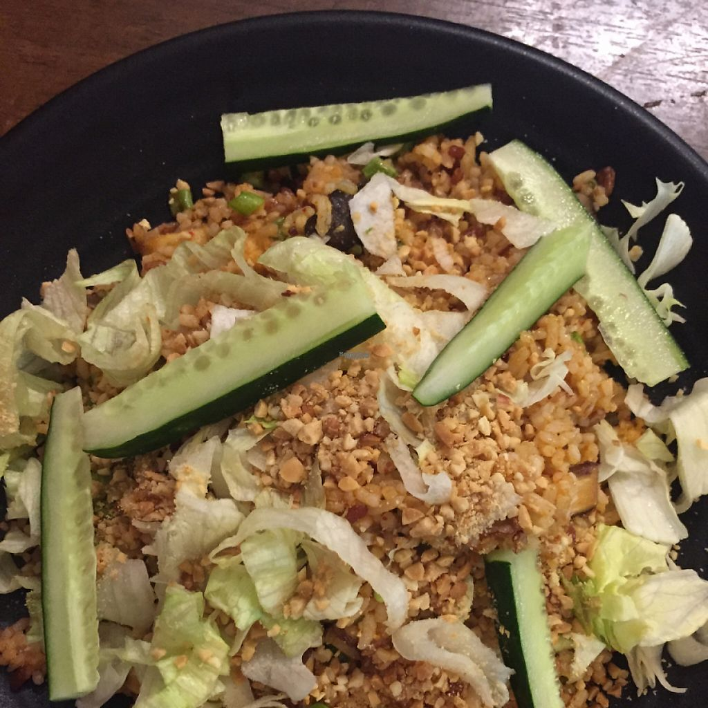 """Photo of VegCafe  by <a href=""""/members/profile/Iamcharliebrown"""">Iamcharliebrown</a> <br/>Fried Rice <br/> January 6, 2017  - <a href='/contact/abuse/image/72534/208599'>Report</a>"""