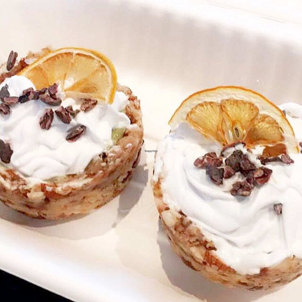 "Photo of Bespoke Kitchen   by <a href=""/members/profile/PJantbased"">PJantbased</a> <br/>coconut whip tarts <br/> July 31, 2016  - <a href='/contact/abuse/image/72545/163687'>Report</a>"
