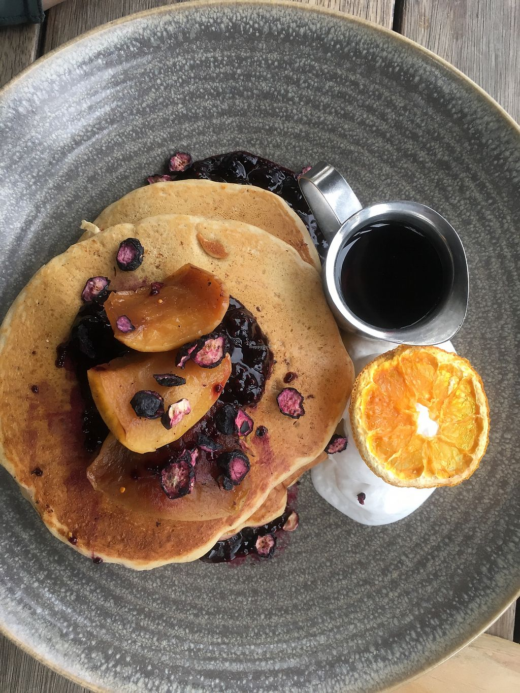 "Photo of Bespoke Kitchen   by <a href=""/members/profile/emily96"">emily96</a> <br/>best pancakes ever <br/> July 21, 2017  - <a href='/contact/abuse/image/72545/282721'>Report</a>"