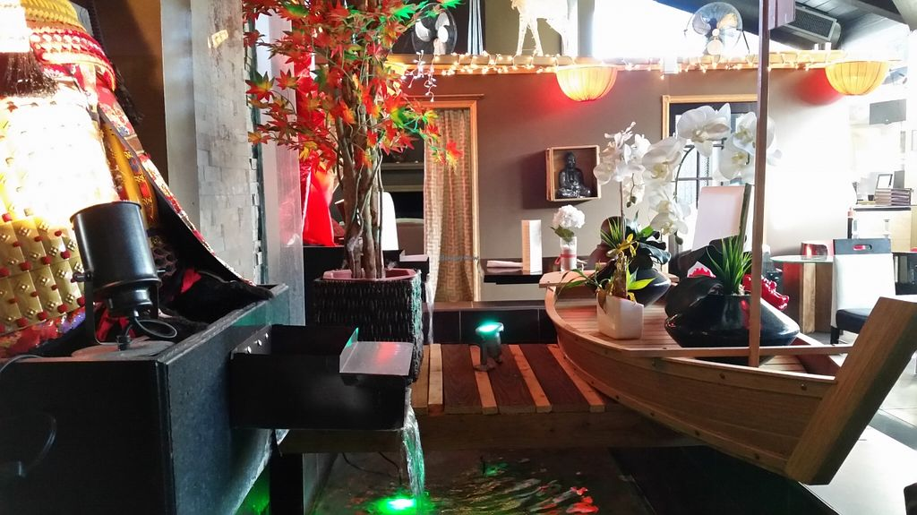 """Photo of Su Tei  by <a href=""""/members/profile/karl8704"""">karl8704</a> <br/>The fish pond inside the restaurant.  <br/> April 17, 2016  - <a href='/contact/abuse/image/72550/144965'>Report</a>"""