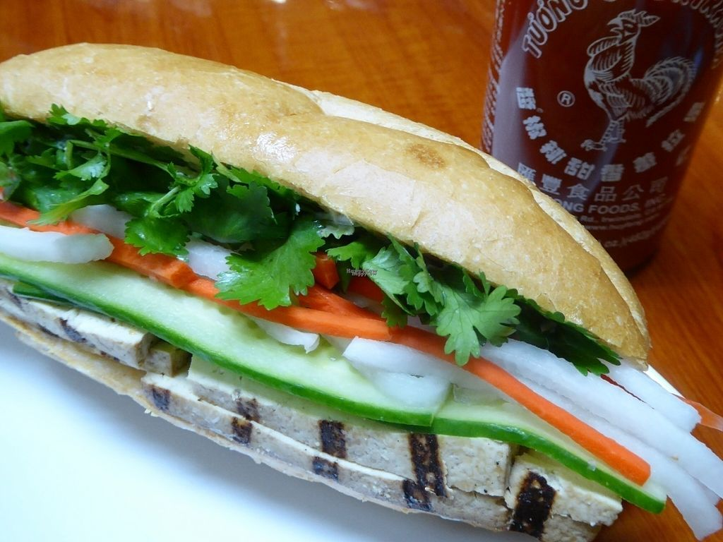 "Photo of Hodge Podge Cafe  by <a href=""/members/profile/kchand"">kchand</a> <br/>Vietnam.(vegan)
