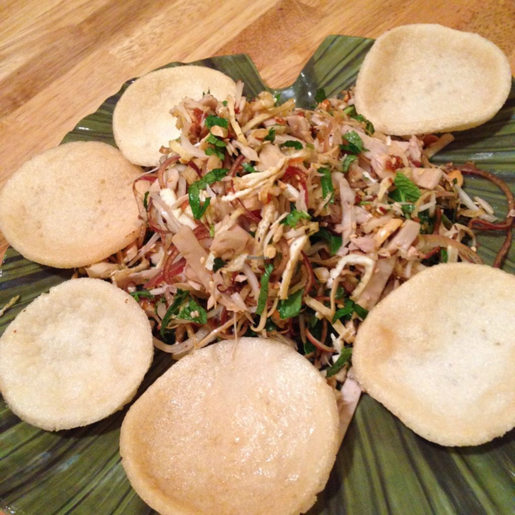 """Photo of Hoa Nguyen  by <a href=""""/members/profile/Labylala"""">Labylala</a> <br/>jackfruit salad <br/> April 17, 2016  - <a href='/contact/abuse/image/72591/145009'>Report</a>"""