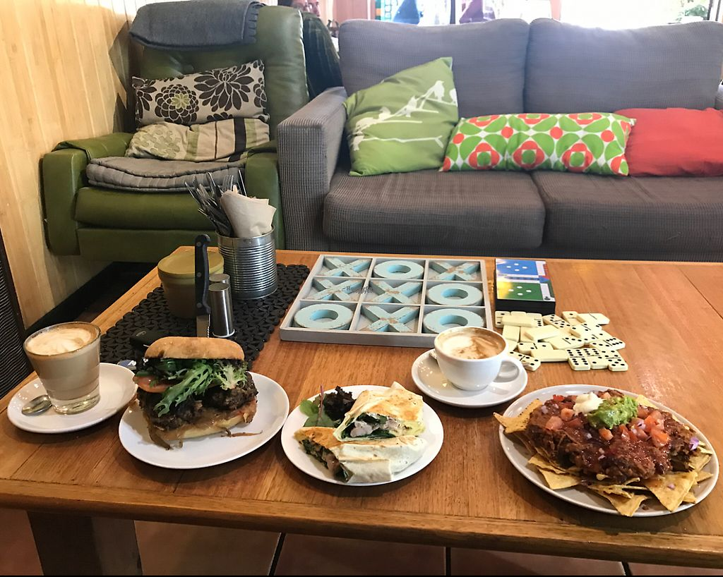 """Photo of The Urban Coffee House  by <a href=""""/members/profile/SamanthaWinkler"""">SamanthaWinkler</a> <br/>Great Stop for vege and meat eaters!  <br/> April 8, 2017  - <a href='/contact/abuse/image/72606/245674'>Report</a>"""