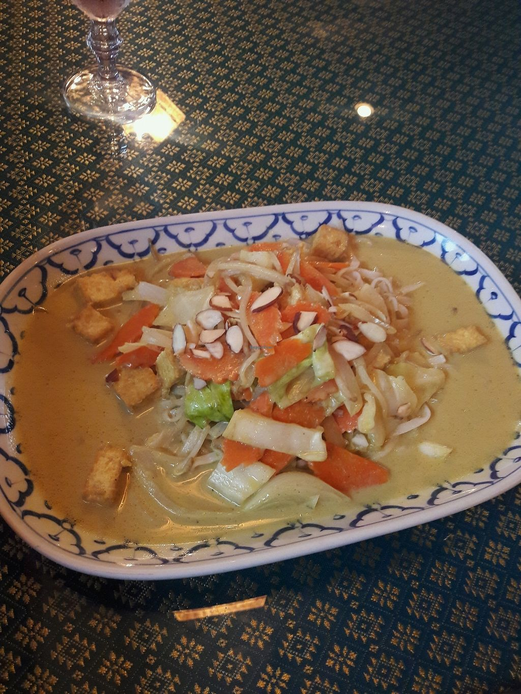 """Photo of Thai Basil II  by <a href=""""/members/profile/GreaterTater"""">GreaterTater</a> <br/>Delicious Khanom Chin <br/> April 10, 2018  - <a href='/contact/abuse/image/72621/383451'>Report</a>"""