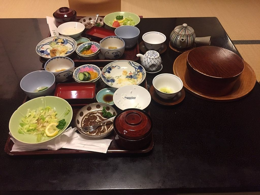 """Photo of Kan Suiro  by <a href=""""/members/profile/Emilyk_90"""">Emilyk_90</a> <br/>Dishes after breakfast! <br/> April 23, 2017  - <a href='/contact/abuse/image/72627/251498'>Report</a>"""