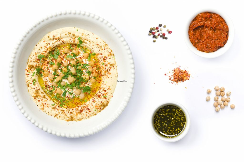 "Photo of Cheder  by <a href=""/members/profile/RoslinnieJemy"">RoslinnieJemy</a> <br/>hummus, harissa and zatar <br/> April 28, 2016  - <a href='/contact/abuse/image/72647/146544'>Report</a>"