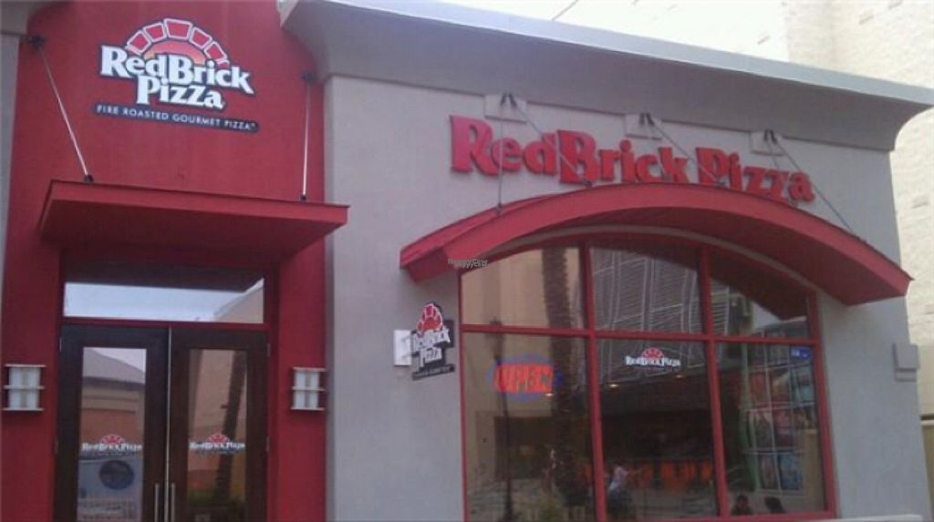 "Photo of RedBrick Pizza  by <a href=""/members/profile/LAvegans"">LAvegans</a> <br/>redbrick pizza <br/> August 6, 2016  - <a href='/contact/abuse/image/72649/166326'>Report</a>"