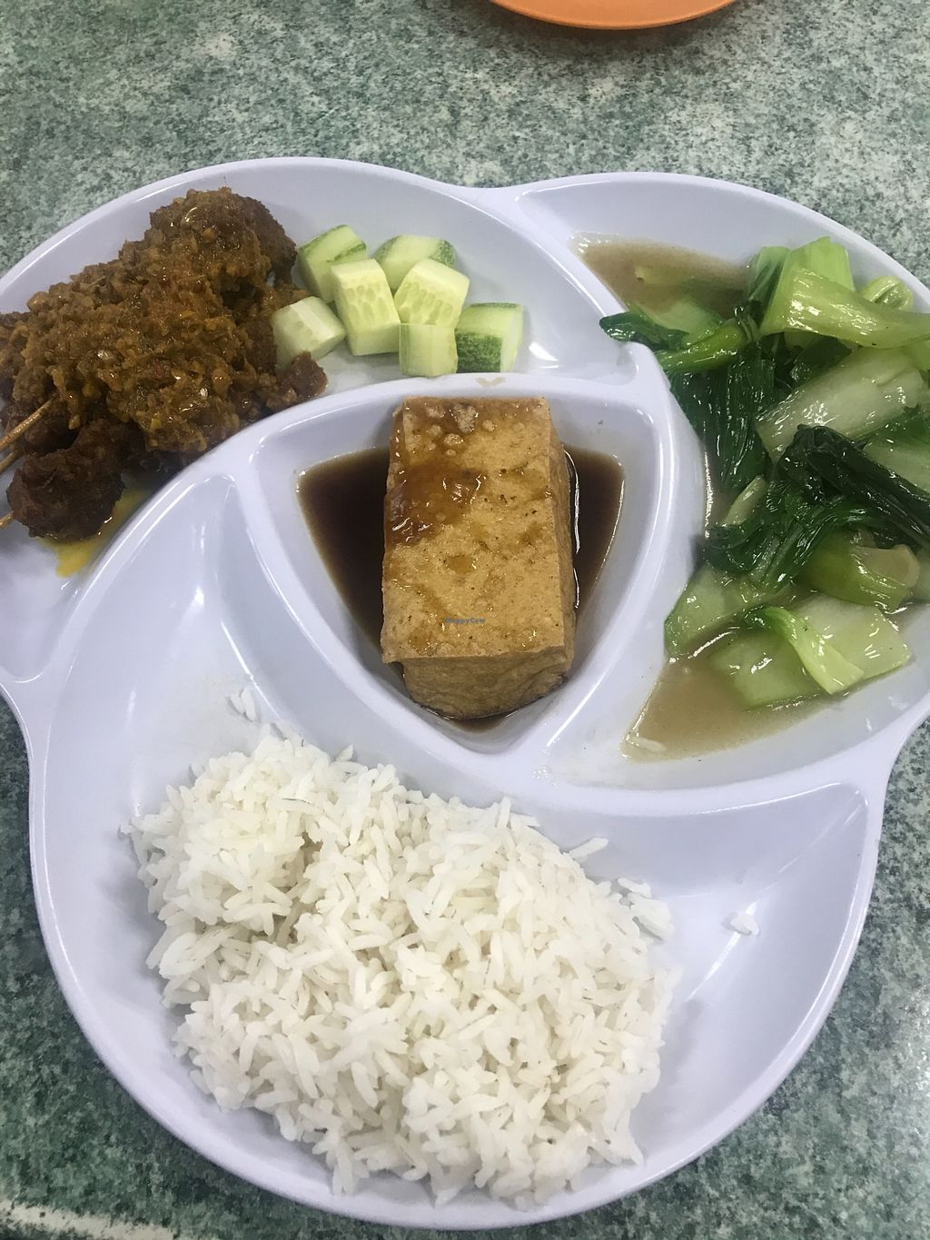 """Photo of Water Lily Restaurant  by <a href=""""/members/profile/theNumberOfTheBeast"""">theNumberOfTheBeast</a> <br/>Dinner Combo #3 <br/> January 12, 2018  - <a href='/contact/abuse/image/7264/345704'>Report</a>"""