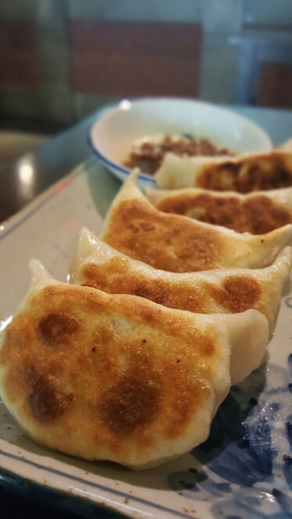 """Photo of Old Street Taiwanese Delicacies - M Mall Penang Times Square  by <a href=""""/members/profile/JessieLim"""">JessieLim</a> <br/>Pan Fried Dumplings  <br/> May 10, 2016  - <a href='/contact/abuse/image/72689/148429'>Report</a>"""