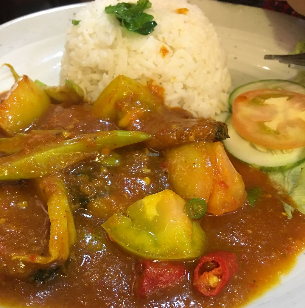 """Photo of Old Street Taiwanese Delicacies - M Mall Penang Times Square  by <a href=""""/members/profile/Vegeson"""">Vegeson</a> <br/>sweet and spicy rice <br/> January 7, 2017  - <a href='/contact/abuse/image/72689/208982'>Report</a>"""