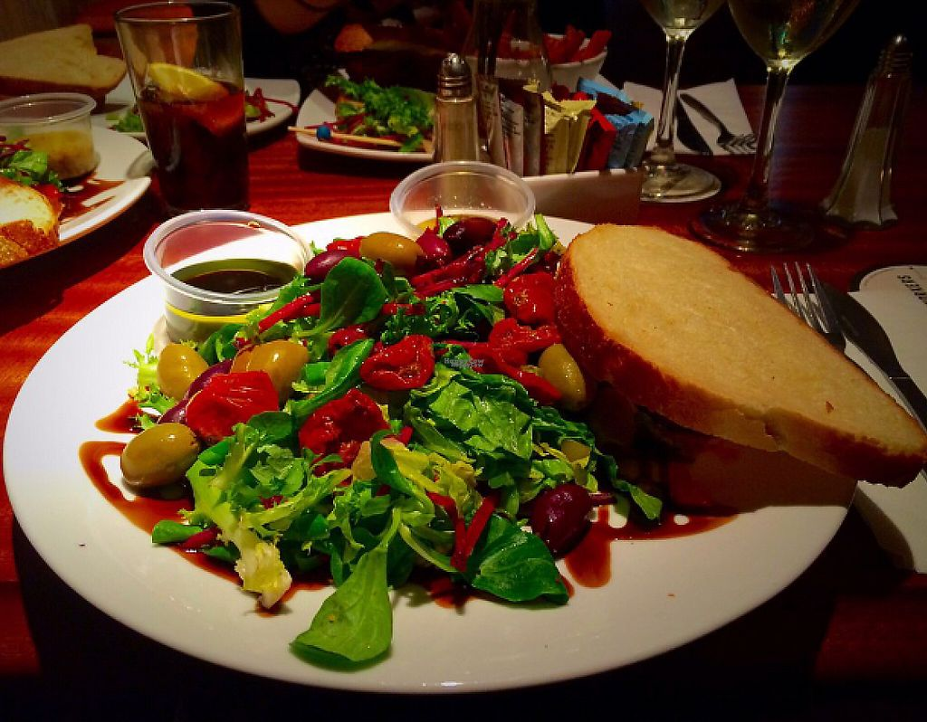 "Photo of Lavery's  by <a href=""/members/profile/CiaraSlevin"">CiaraSlevin</a> <br/>vegan olive & sundried tomato salad  <br/> August 21, 2016  - <a href='/contact/abuse/image/72693/239763'>Report</a>"