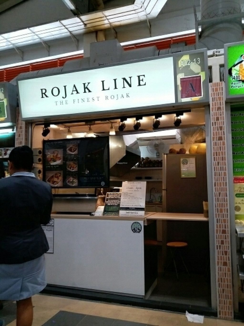 """Photo of ROJAK LINE - The Finest Rojak  by <a href=""""/members/profile/ouikouik"""">ouikouik</a> <br/>rojak line <br/> May 8, 2017  - <a href='/contact/abuse/image/72696/257114'>Report</a>"""