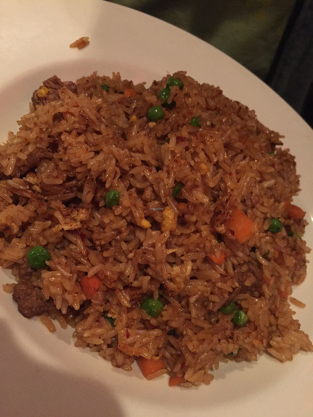 "Photo of Jasmine Thai Cuisine  by <a href=""/members/profile/happycowgirl"">happycowgirl</a> <br/>fried rice - huge portions! <br/> July 18, 2017  - <a href='/contact/abuse/image/72697/281644'>Report</a>"