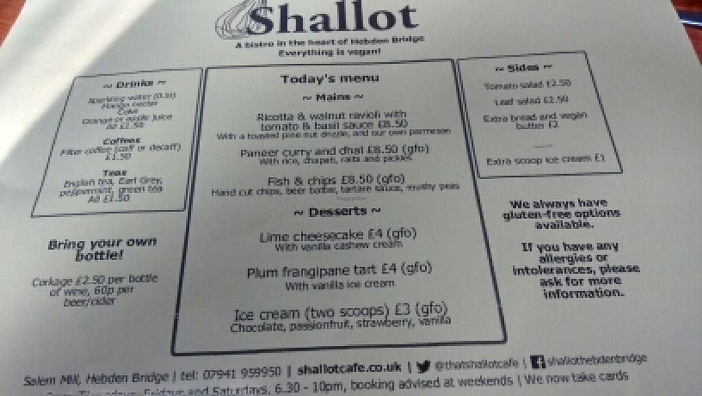 """Photo of CLOSED: Shallot  by <a href=""""/members/profile/craigmc"""">craigmc</a> <br/>menu <br/> June 8, 2016  - <a href='/contact/abuse/image/72701/152958'>Report</a>"""