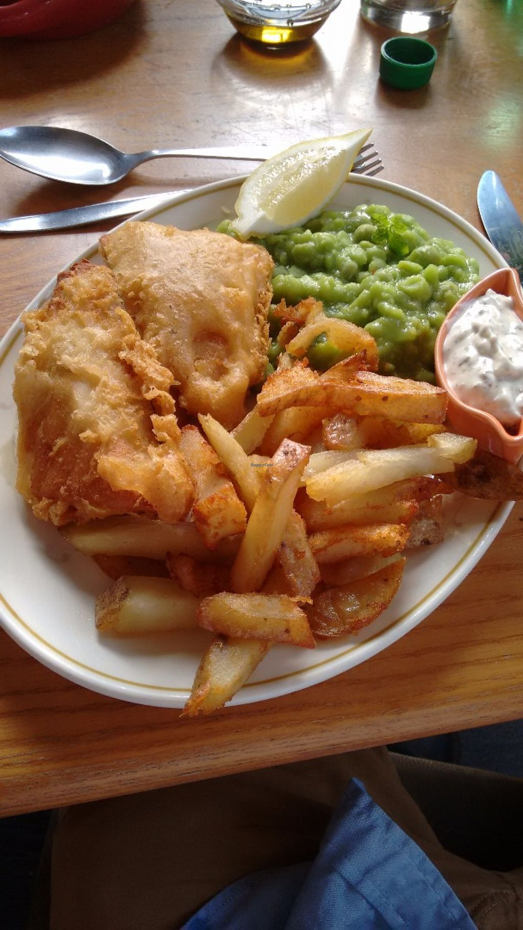 """Photo of CLOSED: Shallot  by <a href=""""/members/profile/craigmc"""">craigmc</a> <br/>Fish and chips <br/> June 8, 2016  - <a href='/contact/abuse/image/72701/152960'>Report</a>"""