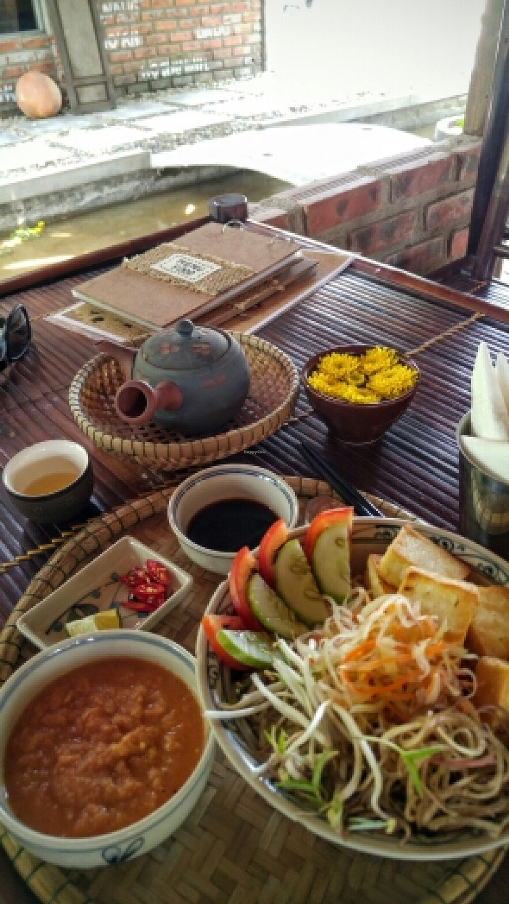 "Photo of A Vietnam Corner  by <a href=""/members/profile/bnom"">bnom</a> <br/>Bun Thit Nuong chay with free tea <br/> April 22, 2016  - <a href='/contact/abuse/image/72718/145670'>Report</a>"