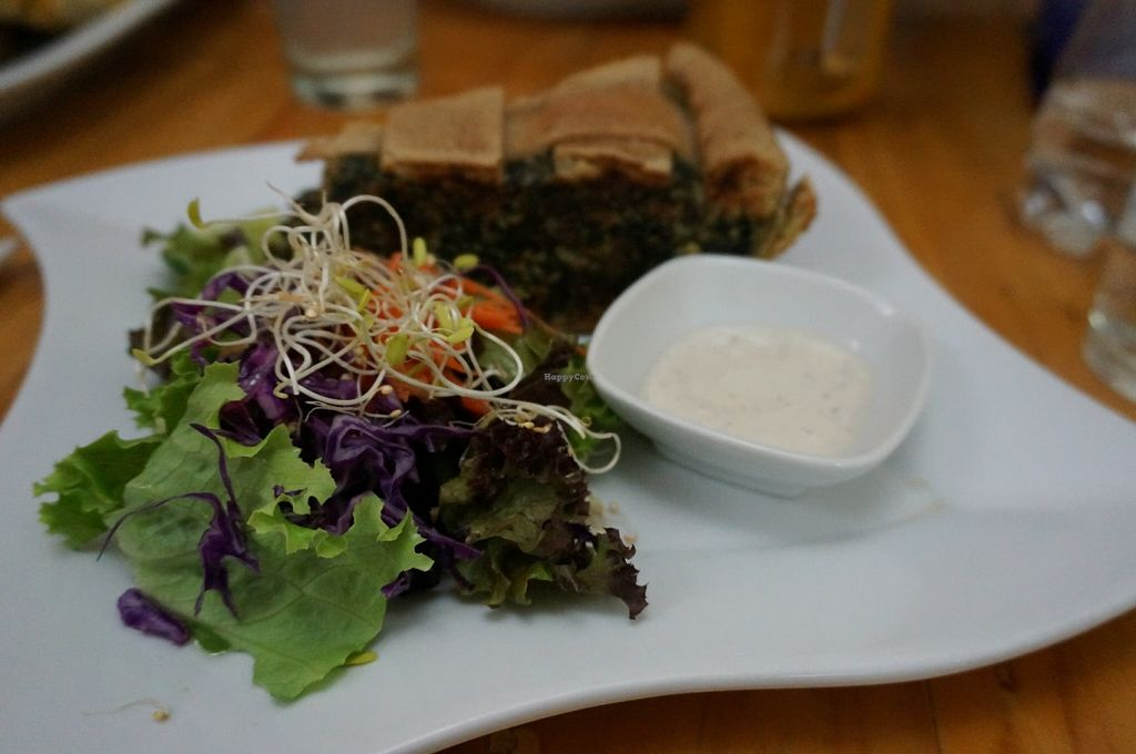 "Photo of SANA Vegan Cafe  by <a href=""/members/profile/Ricardo"">Ricardo</a> <br/>Pastel de Acelga <br/> June 17, 2016  - <a href='/contact/abuse/image/72735/154488'>Report</a>"