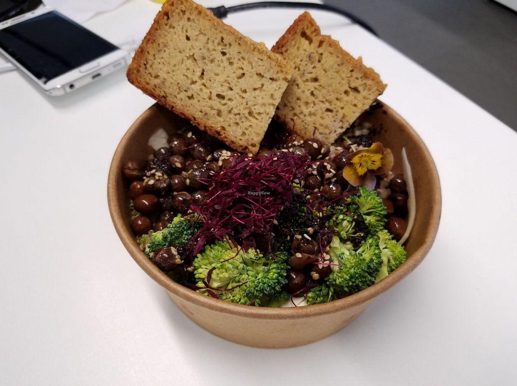 "Photo of CLOSED: SaladPride  by <a href=""/members/profile/KarimKanfoudi"">KarimKanfoudi</a> <br/>Quinoa salad  <br/> June 10, 2016  - <a href='/contact/abuse/image/72743/153329'>Report</a>"