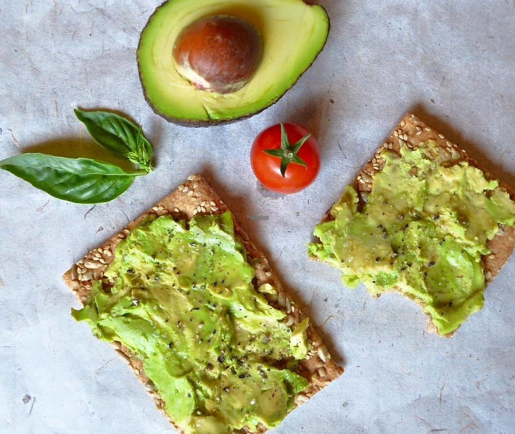 """Photo of Broad Bean Organic Grocer  by <a href=""""/members/profile/community"""">community</a> <br/>avo toast  <br/> January 9, 2017  - <a href='/contact/abuse/image/72784/209974'>Report</a>"""