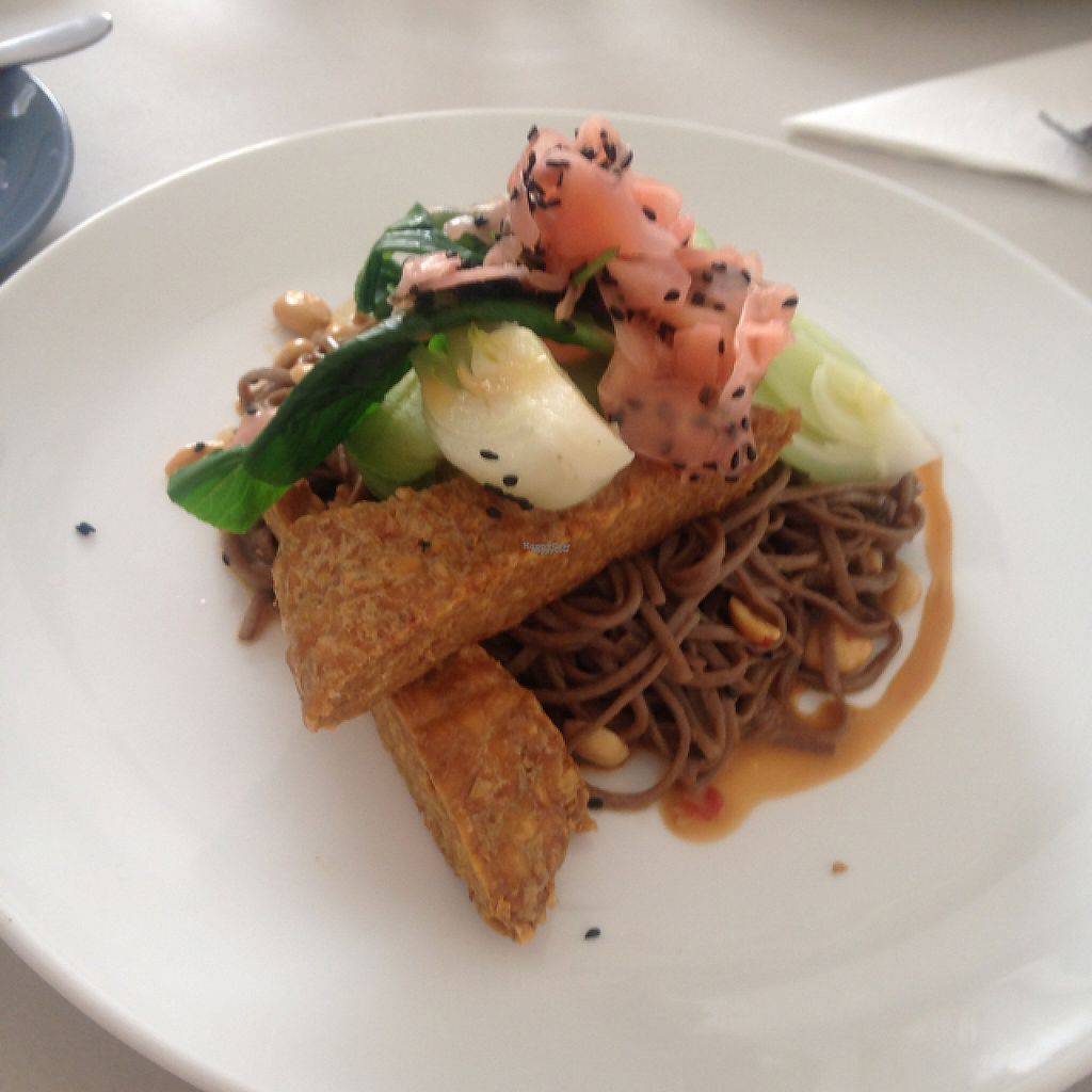 "Photo of Buhler & Co  by <a href=""/members/profile/JessUK"">JessUK</a> <br/>tempeh, noodle & avocado dish with peanuts & Asian greens <br/> December 11, 2016  - <a href='/contact/abuse/image/72806/199805'>Report</a>"