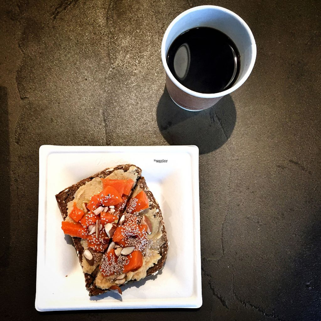 """Photo of V3RAW  by <a href=""""/members/profile/Alessandro"""">Alessandro</a> <br/>brown bread sandwich with chemex brewed coffee <br/> December 17, 2016  - <a href='/contact/abuse/image/72810/202193'>Report</a>"""