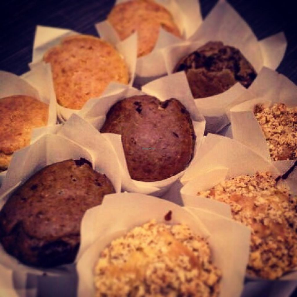 """Photo of Pura Vida  by <a href=""""/members/profile/community"""">community</a> <br/>vegan muffins  <br/> May 12, 2016  - <a href='/contact/abuse/image/72817/148707'>Report</a>"""