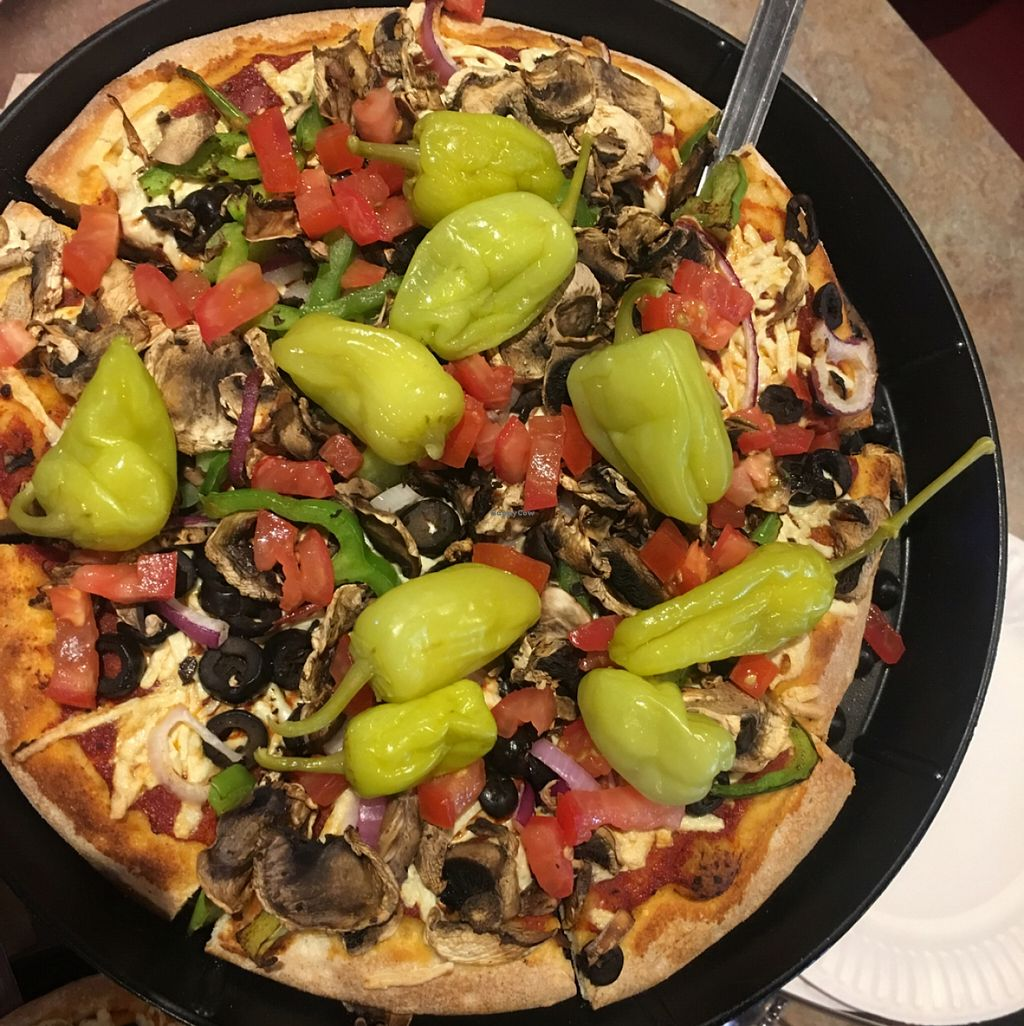 """Photo of Pizza Bell  by <a href=""""/members/profile/Beryl"""">Beryl</a> <br/>with light Diaya cheese :) <br/> May 24, 2016  - <a href='/contact/abuse/image/72819/150691'>Report</a>"""