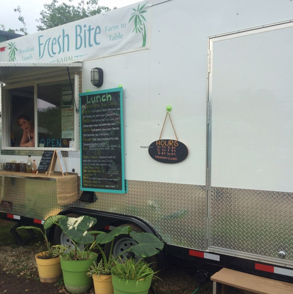 """Photo of Fresh Bite - Food Truck  by <a href=""""/members/profile/DNice88"""">DNice88</a> <br/>Fresh Bite food truck  <br/> April 24, 2016  - <a href='/contact/abuse/image/72827/145977'>Report</a>"""