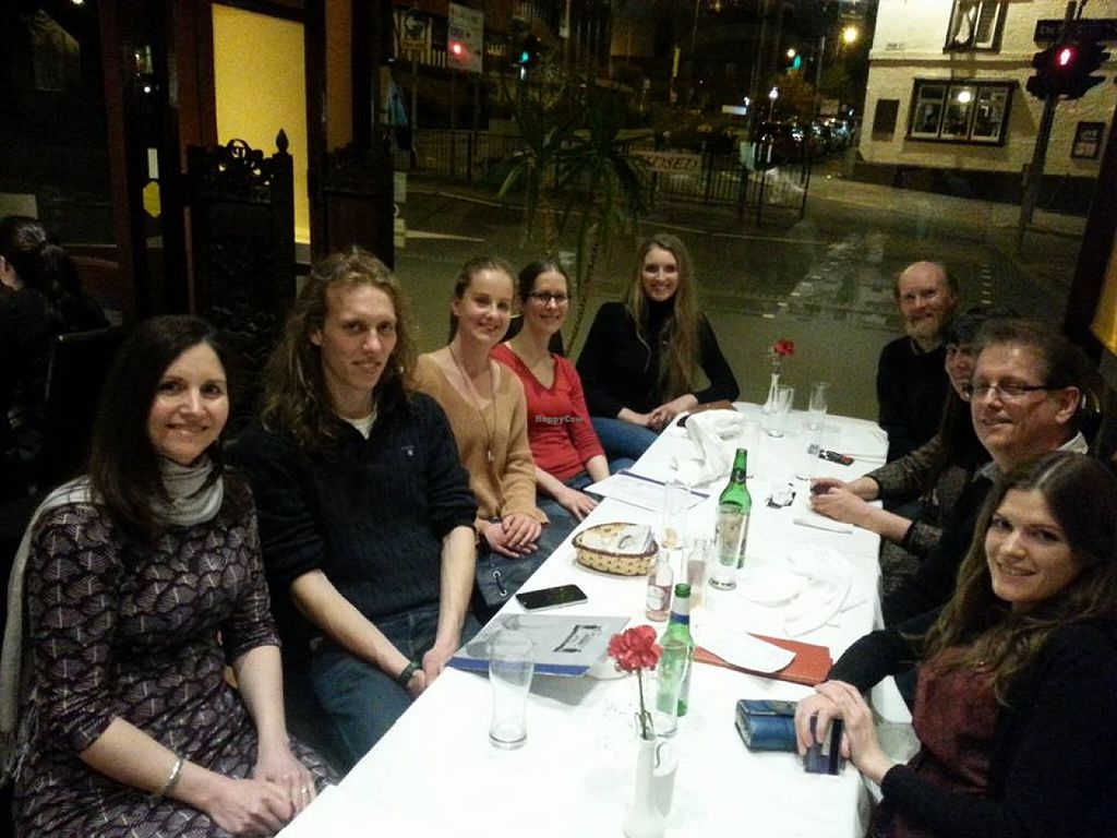 "Photo of New Gurkha Kitchen  by <a href=""/members/profile/LauraStone90"">LauraStone90</a> <br/>East Surrey Vegetarians & Vegans meetup at NGK Reigate! We had a great time! <br/> May 19, 2016  - <a href='/contact/abuse/image/72838/149819'>Report</a>"