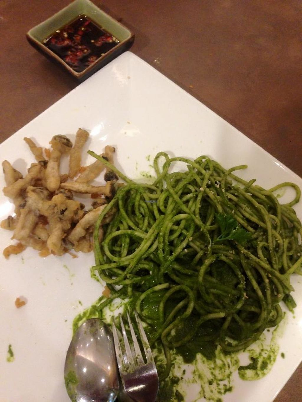 "Photo of Simple Life  by <a href=""/members/profile/community"">community</a> <br/>pesto pasta  <br/> January 9, 2017  - <a href='/contact/abuse/image/72844/209985'>Report</a>"