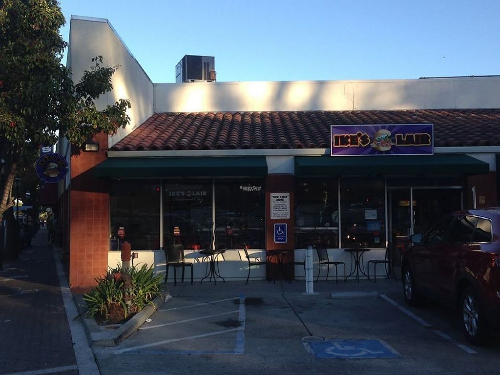 """Photo of Ike's  by <a href=""""/members/profile/community"""">community</a> <br/>Ike's Lair <br/> March 14, 2017  - <a href='/contact/abuse/image/72851/236086'>Report</a>"""