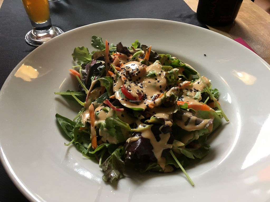 "Photo of Vitto Pitagorico  by <a href=""/members/profile/veganmomcw"">veganmomcw</a> <br/>Sesame salad <br/> July 1, 2017  - <a href='/contact/abuse/image/72853/275451'>Report</a>"