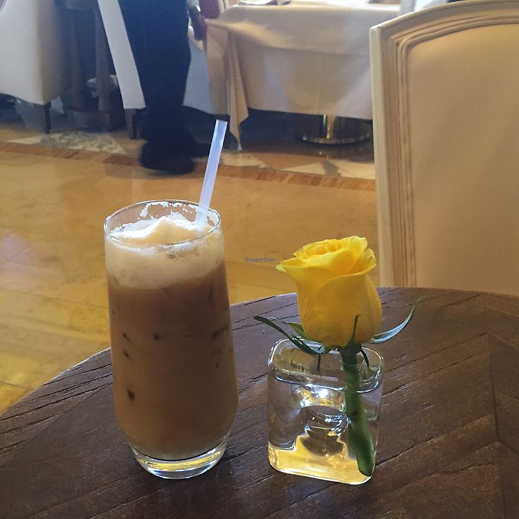 "Photo of Wynn Hotel - Tableau  by <a href=""/members/profile/happycowgirl"">happycowgirl</a> <br/>iced soy latte <br/> June 16, 2017  - <a href='/contact/abuse/image/72864/269742'>Report</a>"