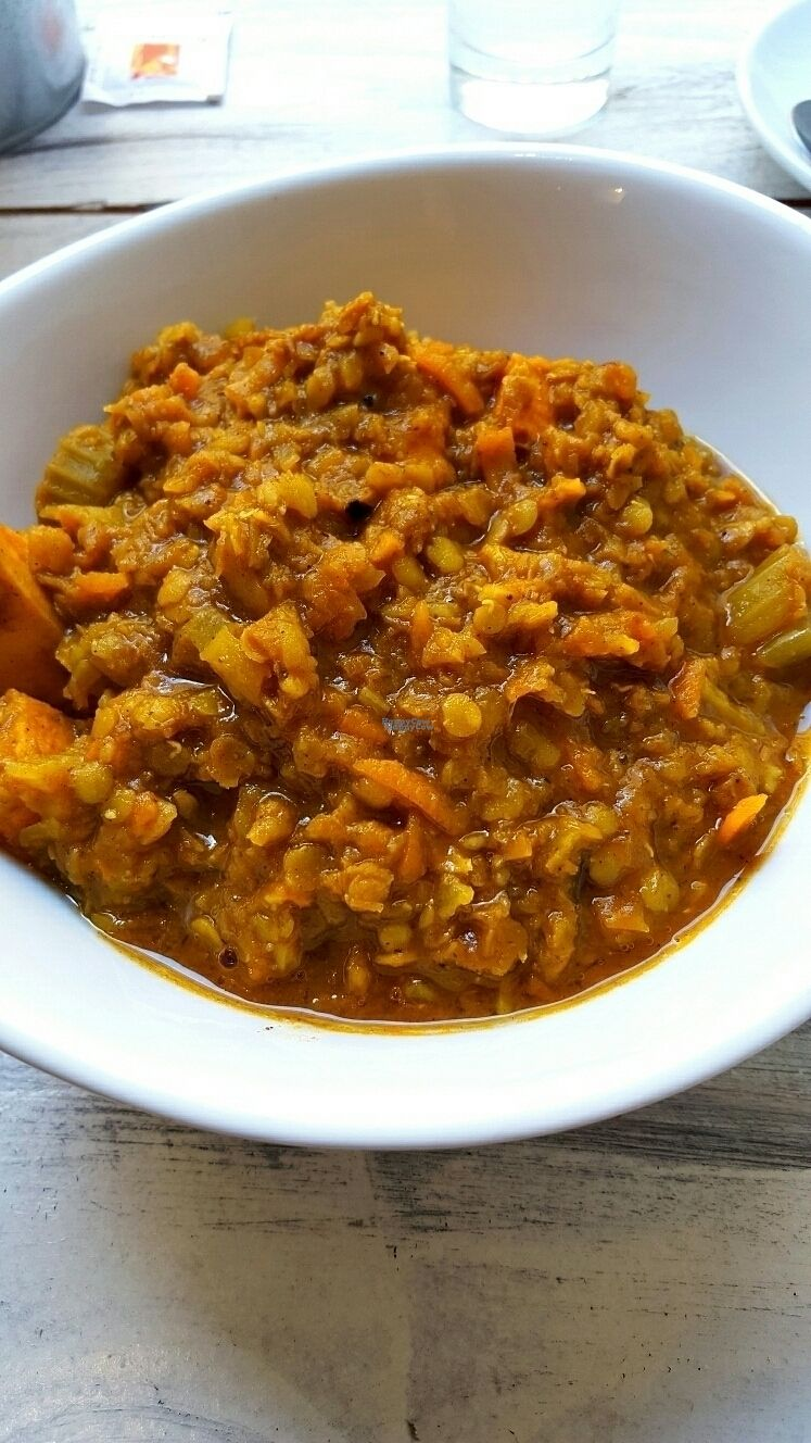 "Photo of Mr & Mrs Feelgood  by <a href=""/members/profile/Traveller_for_liphe"">Traveller_for_liphe</a> <br/>Red lentil stew with sweet potato <br/> September 29, 2016  - <a href='/contact/abuse/image/72873/178516'>Report</a>"