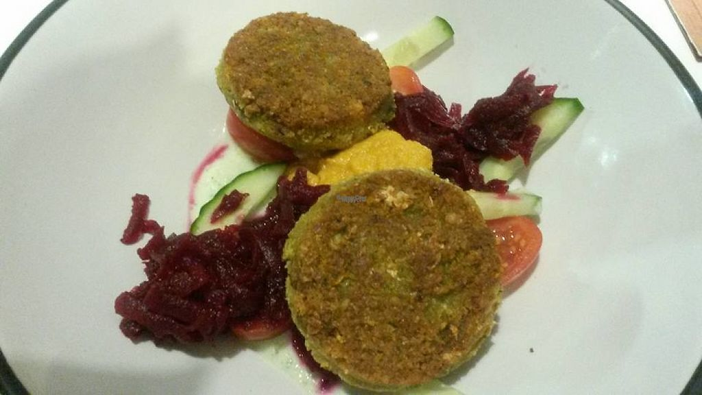 """Photo of CLOSED: Roots Cafe  by <a href=""""/members/profile/deadpledge"""">deadpledge</a> <br/>Falafels <br/> December 6, 2016  - <a href='/contact/abuse/image/72911/197918'>Report</a>"""
