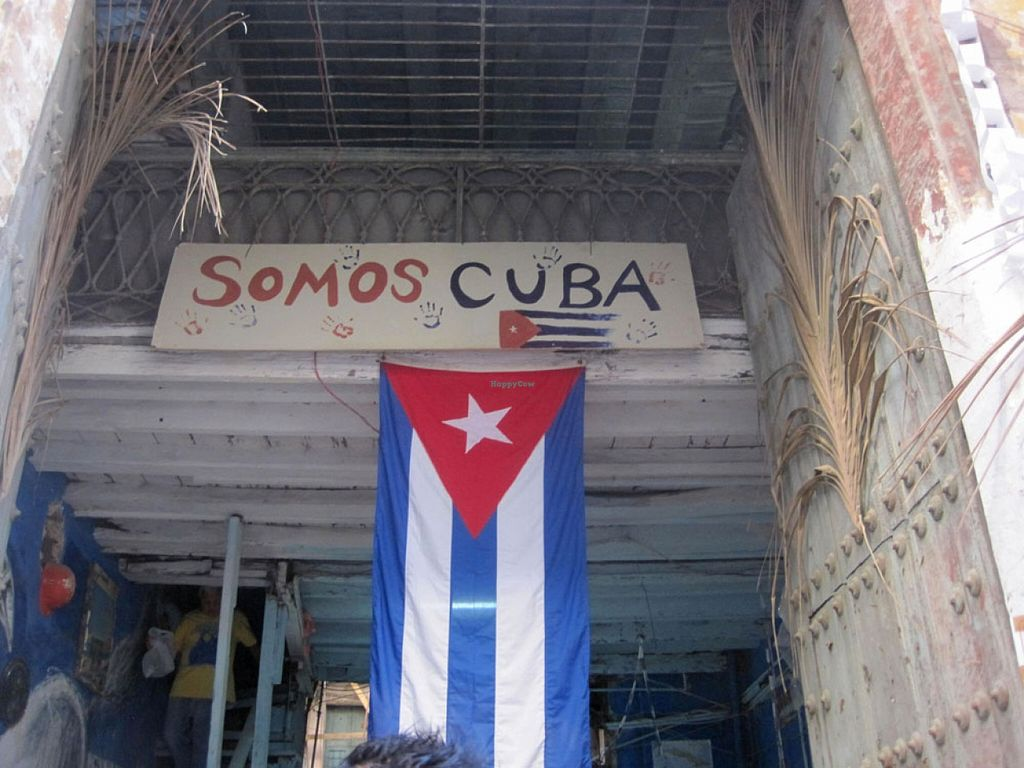 """Photo of CLOSED: Somos Cuba  by <a href=""""/members/profile/Babette"""">Babette</a> <br/>Name of restaurant from outside <br/> May 1, 2016  - <a href='/contact/abuse/image/72935/146929'>Report</a>"""